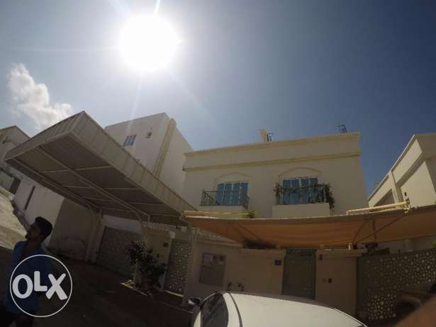 KL09-Excellent 5BHK+1Maid Villa For Rent in Al Khuwair 29 Nr. ABA Scho