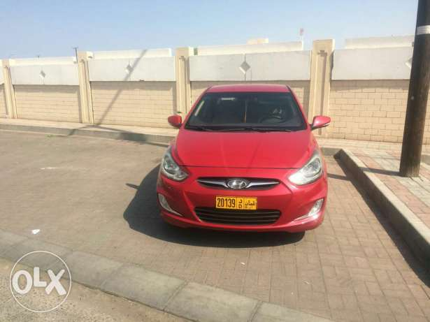 Acente 2014 model 1.6 auto. Call only السيب -  3