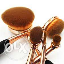 10 pieces make up brush set مسقط -  6