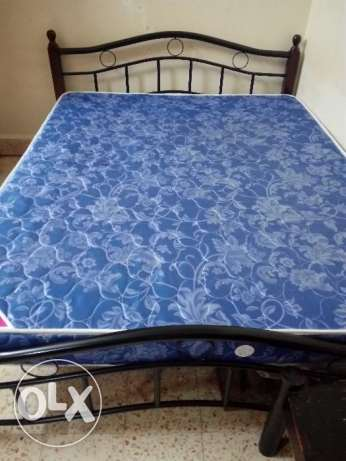 double coat with medicated matress(6 Months old) مسقط -  1