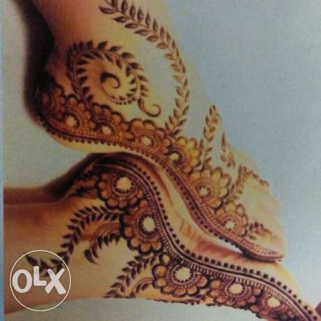 Henna, hair colour and many more مسقط -  3