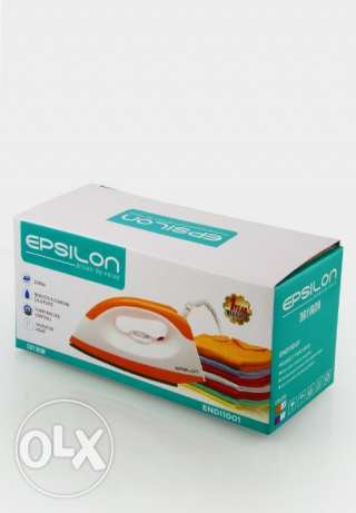 epsilon dry iron- SPECIAL OFFER مسقط -  4