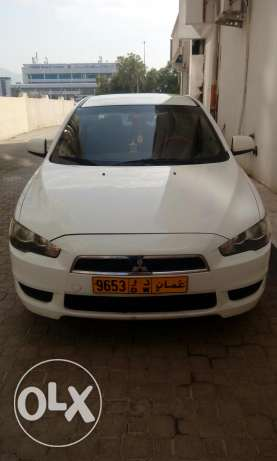 Expat single handed used Mitsubishi Lancer Ex in very good condition