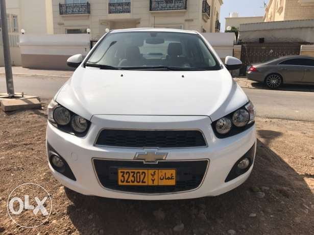 Chevorlet Sonic 1.6 2012. FULLY AUTOMATIC.