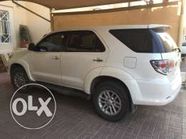Fourtuner 2.7 2012 Lady expat driven ,74000 Kms