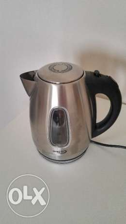 Steel Kettle only for 5 RO