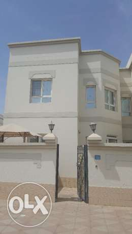 villa for rent in al ghobra opposit of chedi hotel بوشر -  1