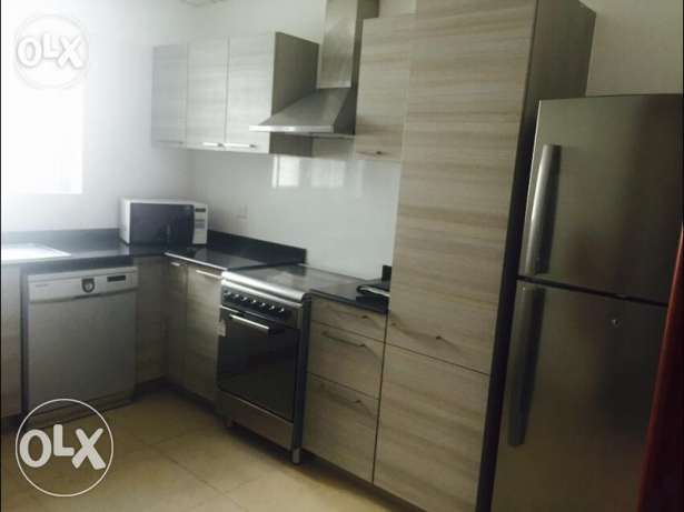 Wonderfully furnished 2BHK apartment for Rent at Muscat Grand Mall بوشر -  2