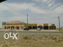 Shop for rent RO.150 closed to main street