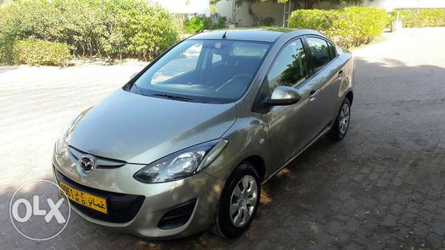 Mazda 2 . Just drive 20000 km .available instalment 70 monthly مسقط -  4