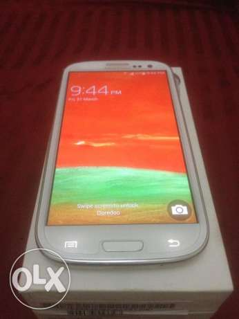 Samsung S3 WITH full accesories