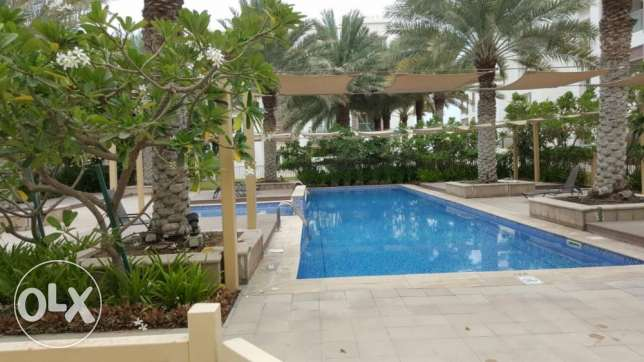 1 BHK semi furnished apartment at THE Waves Very close to The Walk Mal مسقط -  3