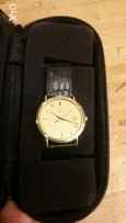 Antique 18 ct gold Omega Men's watch