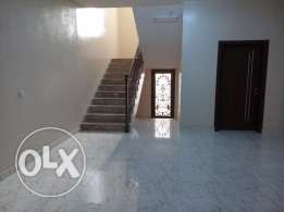 new semi furnished villa (8 bedrooms) for rent in south al mawaleh,