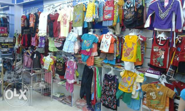 Urgent..good readymade shop for sale in ruwi