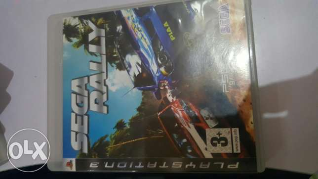 Sega rally cd بوشر -  1