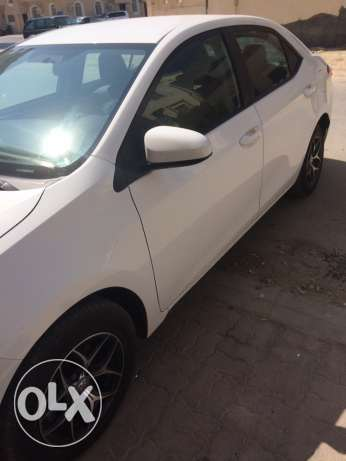 Toyota Corolla 2015 1.8 new car صلالة -  2