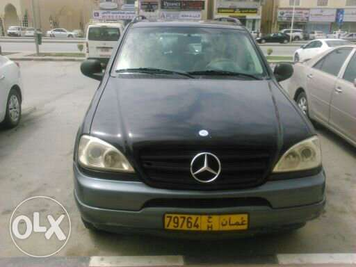 1999 ML-350 Mercedes-Benz (Mint Conditi) صلالة -  5