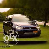 Golf GTi 2013 Blue good condition Very clean