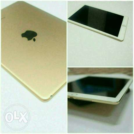 Ipad Air2 (used for 6month) السيب -  1