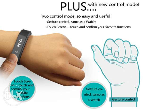 the best smart watch I5 Plus Smart Bluetooth Watch 6 days charge مسقط -  4