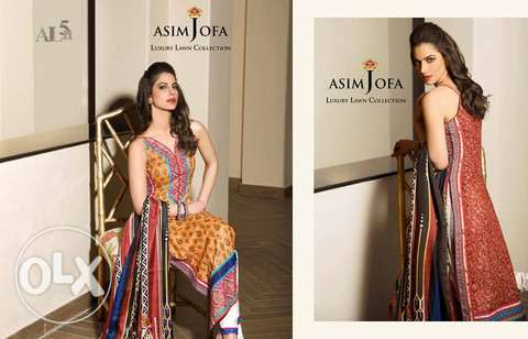 Asim Jofa - PAK Dress - Original