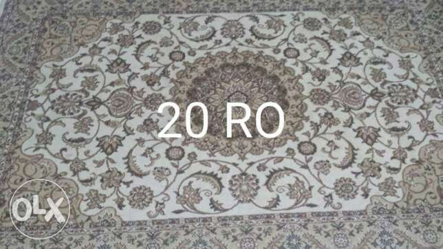 Carpet in good condition for sale السيب -  1