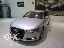 Audi A6 with free service 2013