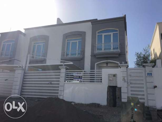 nice villa for rent in alansab three withe maids room مسقط -  1