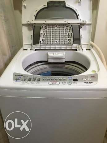 Fully Automatic Washing Machine مسقط -  2