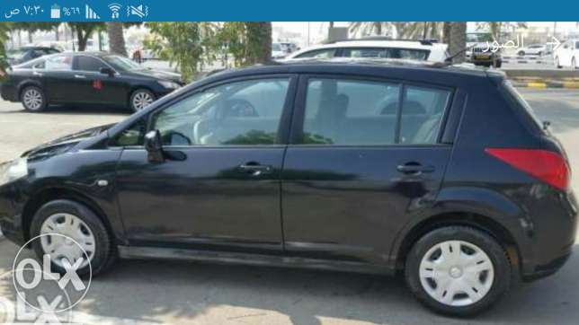 Tiida 1.6 model 2007 No.2 reg. & insurance 1 year السيب -  2