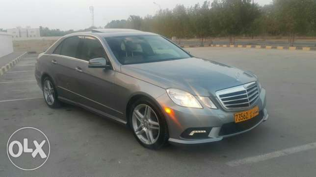 Mercedes E 350 very clean model 2011 بوشر -  1