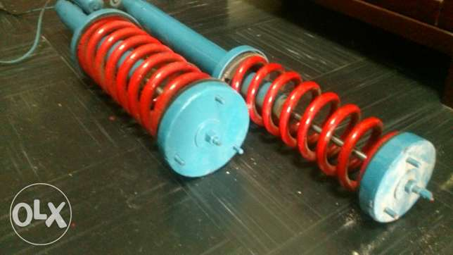 Mercedes shock absorbers for sale with guarantee مسقط -  3