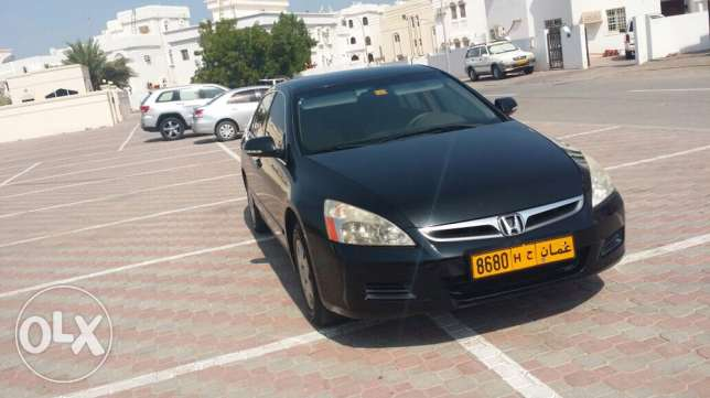 Accord 2007 Excellent Condition مسقط -  1