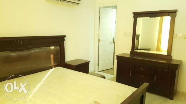 KP 227 Furnished Apartment 2 BHK in Boshar for rent مسقط -  3