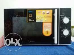 Microwave oven, 20 omr