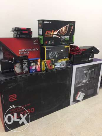 Brand New Extreme Gaming RIG with Best Parts