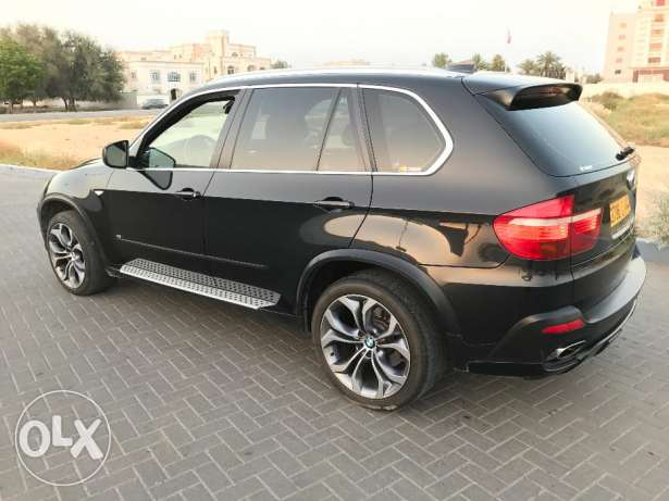 BMW X5 4,8i 2009 Model Only For Sale