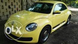 VW Beetle 2012 -brand New condition