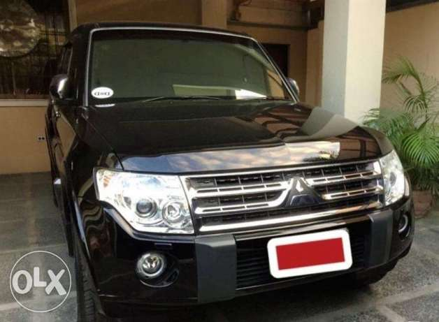 2010 Mitsubishi Pajero very good