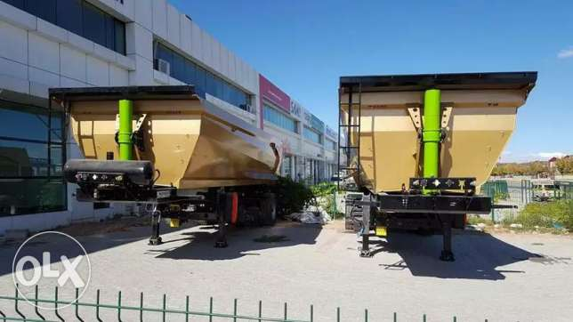 new tipper box made in turkey just in 12000 OMR one year warranty