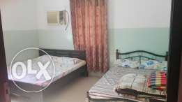 1BHK for 40 days from Jan 14 to Feb 24 in Al Khoud