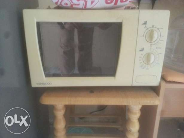 Kenwood microwave oven and oven (dual)