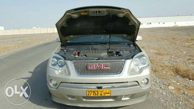 GMC acdia model 2008 km 119 only fool obchanns مسقط -  5