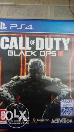 Call of duty black ops III مسقط -  1