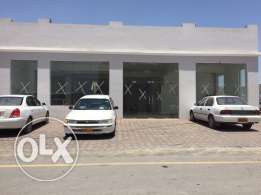Sumail luzugh in basement shops and offices for rent