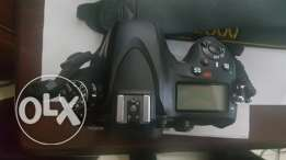 Nikon D600 Full Frame DSLR Camera (body only)