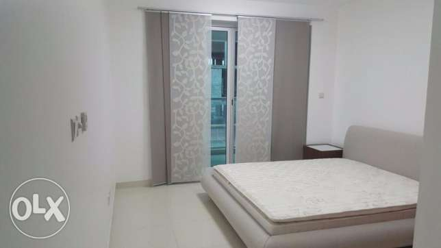 Wonderfully furnished 1BHK apartment for Rent at Muscat Grand Mall بوشر -  1
