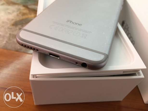 Iphone6 64 gb Gray 4G Excllent condition مسقط -  4