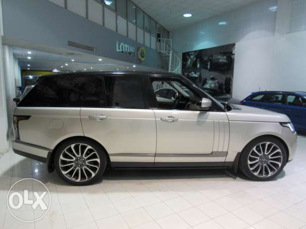 Range Rover vogue supercharger مسقط -  3